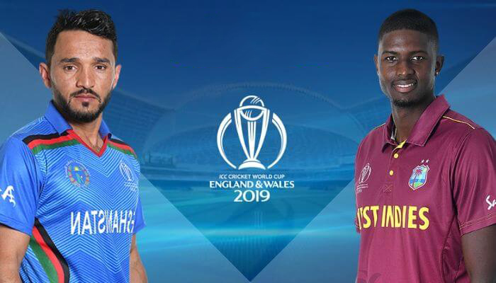 Afghanistan vs. West Indies, Match 42 | ICC Cricket World Cup 2019
