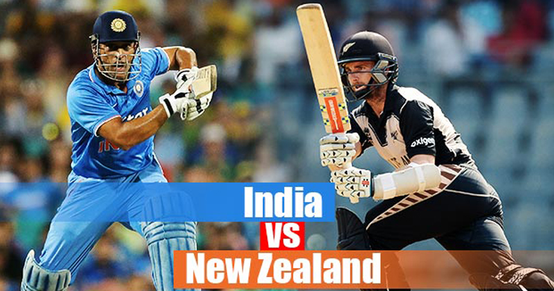 New Zealand vs India, 5th ODI - Cricket Betting Tips