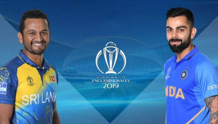 Sri Lanka vs India, Match 44 - ICC Cricket World Cup 2019 Betting Tips Free