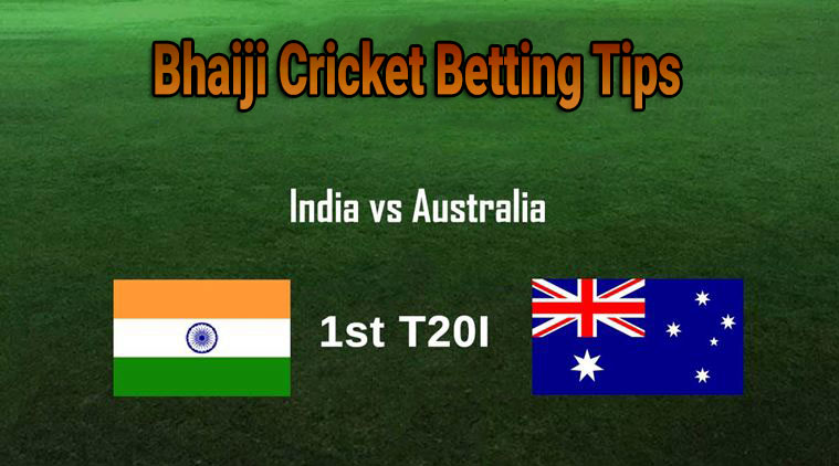 Australia vs India, 1st T20 Match Prediction