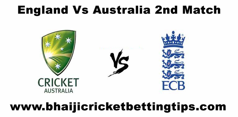England Vs Australia 2nd Match