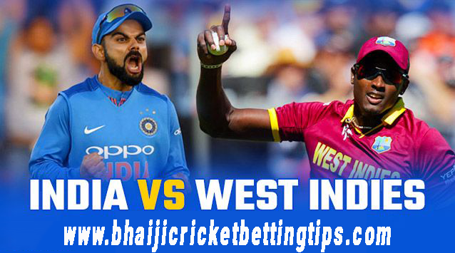 Cricket Betting Tips for India vs West Indies, 3rd ODI