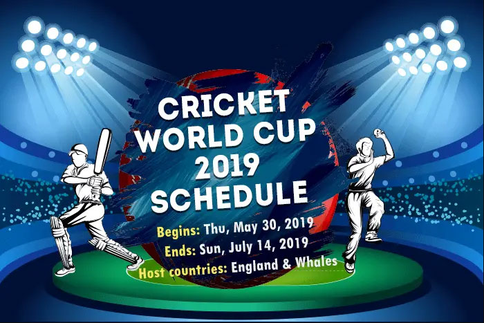 Full Details & Betting Tips For ICC World Cup 2019