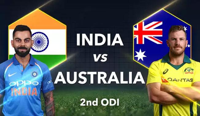 India vs Australia, 2nd ODI - Cricket Betting Tips