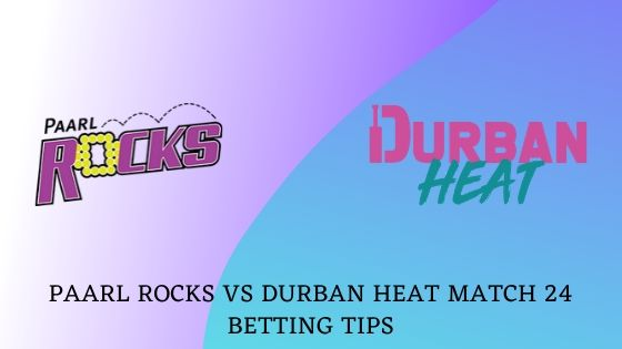 Mzansi Super League betting tips