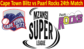 Cricket betting tips free for Paarl rocks vs Capetown