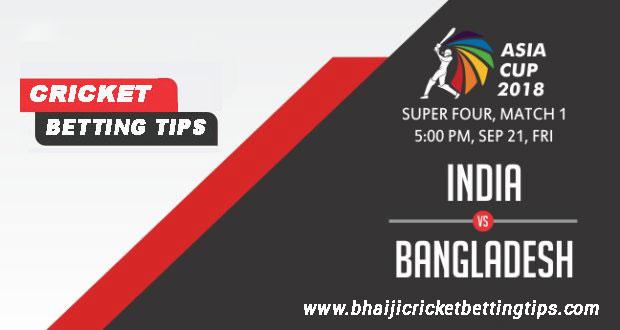 India vs Bangladesh, Super Four