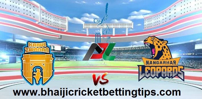 Kabul Zwanan vs Nangarhar Leopards Match Prediction