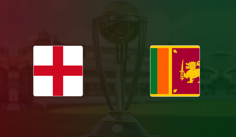 Online Free World Cup Betting Tips - England vs Sri Lanka, Match 27