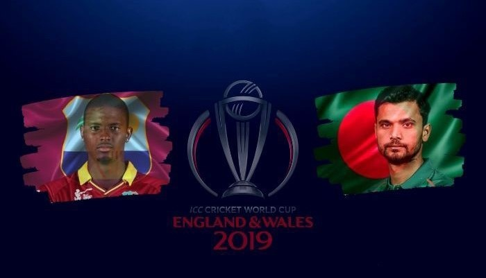 West Indies vs. Bangladesh, Match 23 - Free Cricket World Cup Betting Tips