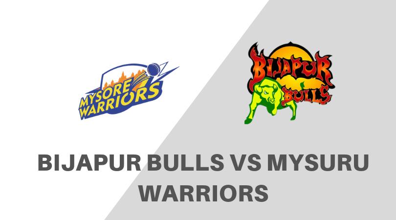 KPL 2019: Bijapur Bulls vs Mysuru Warriors, 10th Match Betting Tips